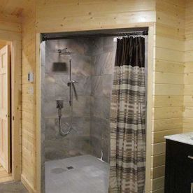 cabin shower